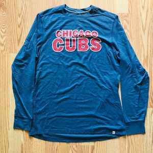 47 Forward- Chicago Cubs long sleeve- small